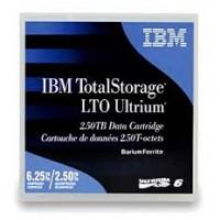 IBM LTO 6 Ultrium  (2.5/6.25 TB) Data Cartridge